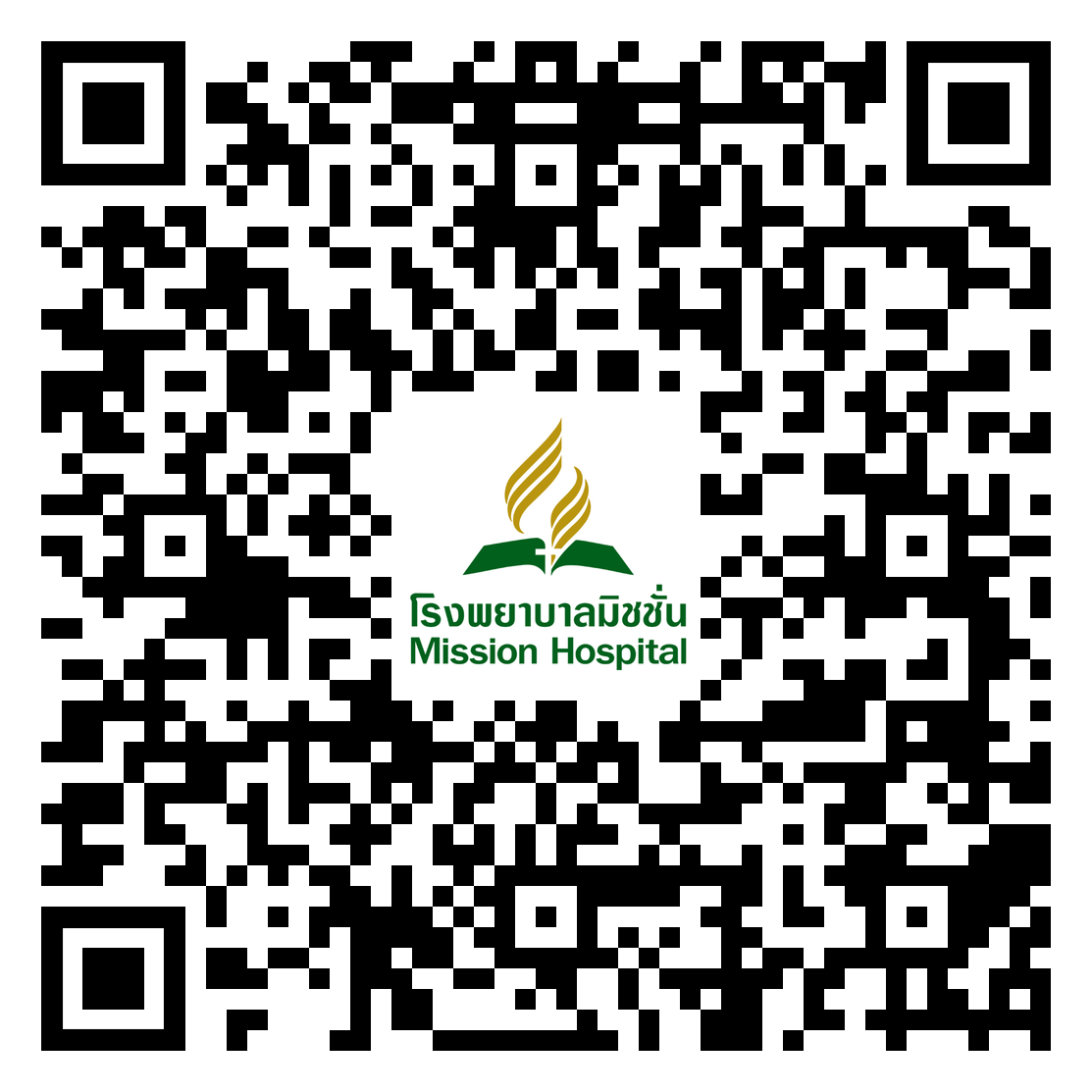 New Patient register qr code